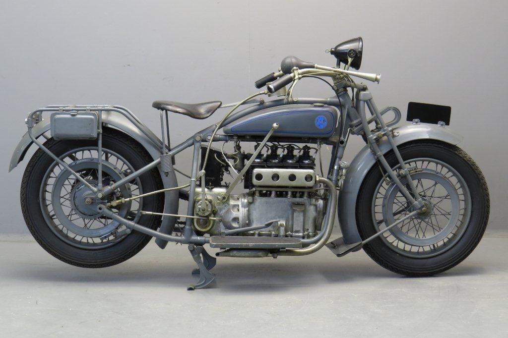 FN 1925 M50 750cc 4 cyl ioe  2812