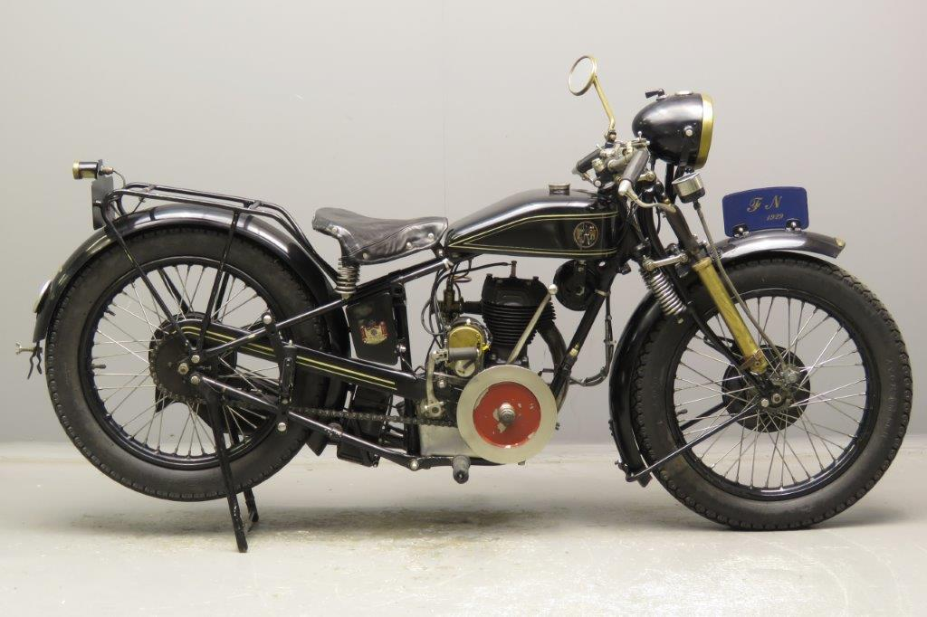 FN 1929 M70 Sahara 350cc 1 cyl sv  2812