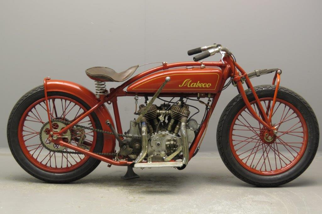 """Mabeco 1925 """"Wall of Death"""" 596cc 2 cyl sv  2812"""