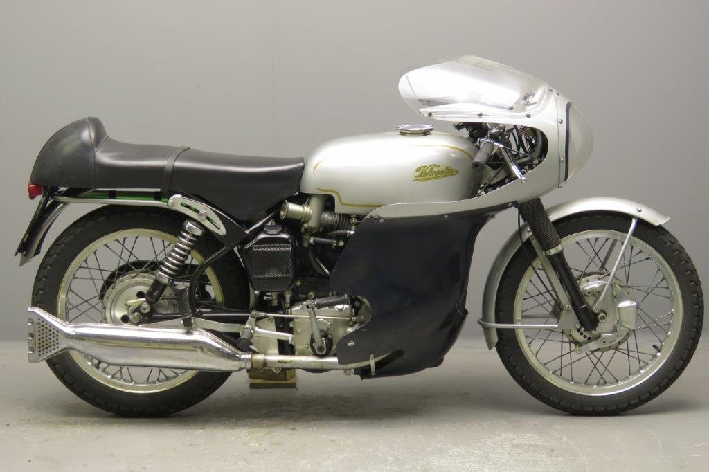 Velocette 1968 Thruxton 499cc 1 cyl ohv  2812