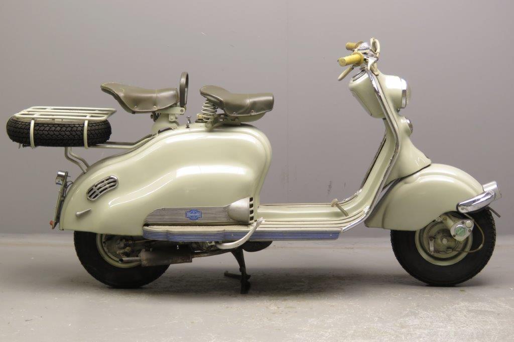 Lambretta 1955 150LD 150cc ts 2901