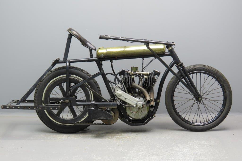 Mag 1924 cycle pacer  996cc 2 cyl ioe  2901