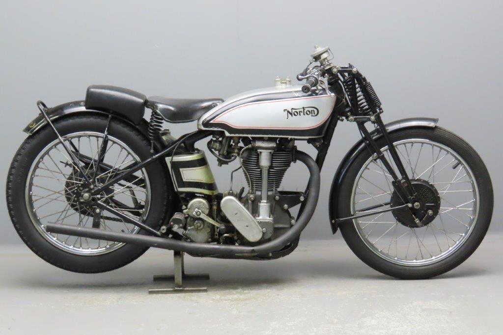 Norton 1936 M30 500cc 1 cyl ohc  2901