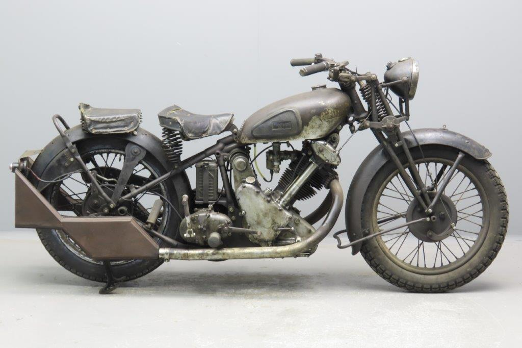 Panther 1935 Redwing 490cc 1 cyl ohv  2901