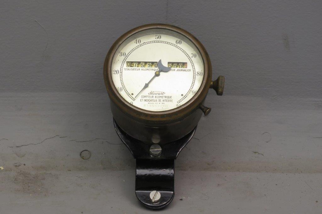 Stewart Speedometer  2901