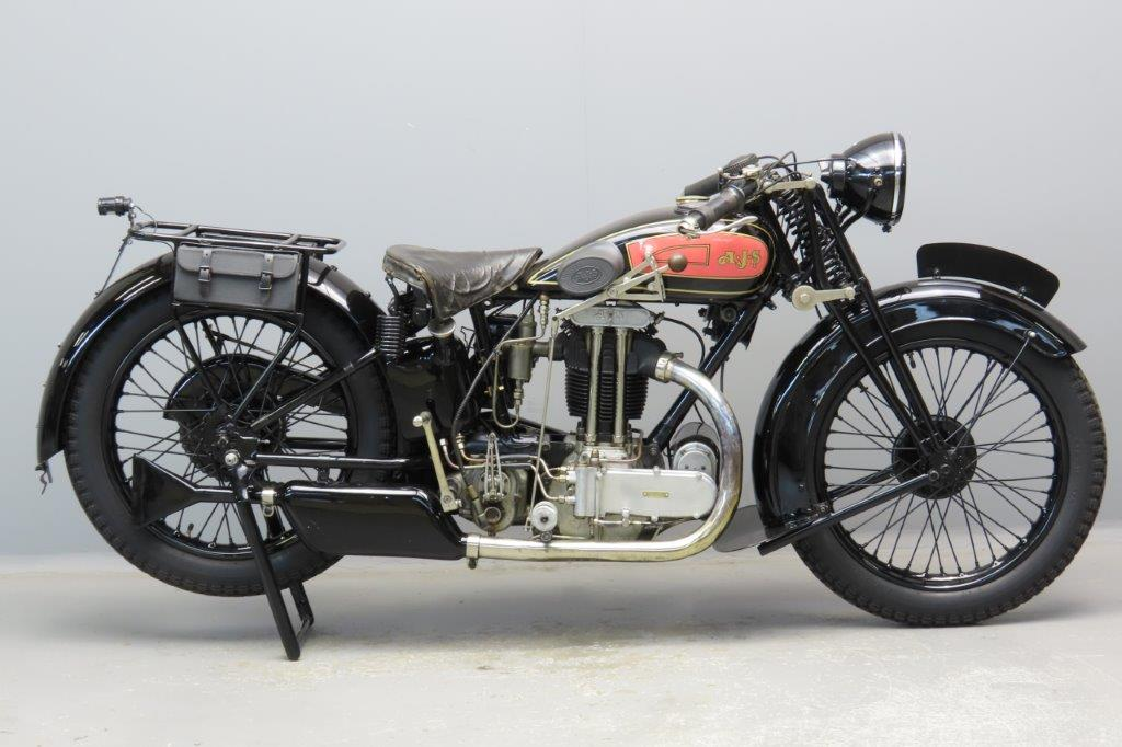 AJS 1929 M8 498cc 1 cyl ohv  2902