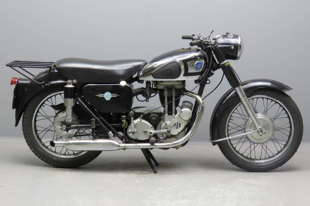 AJS 1956 16MS 350cc 1 cyl ohv  2902
