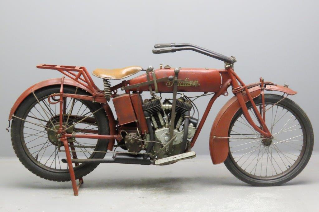 Indian 1918 Powerplus 998cc 2 cyl sv  2902
