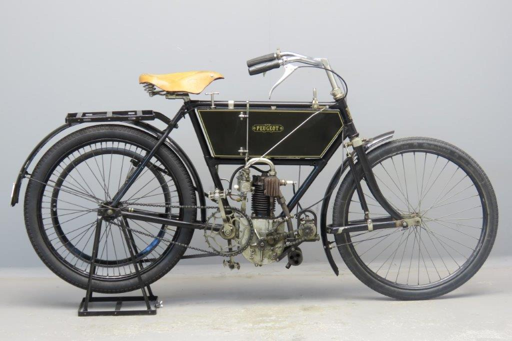 Peugeot 1903 2 hp type C  239cc 1 cyl aiv  2902