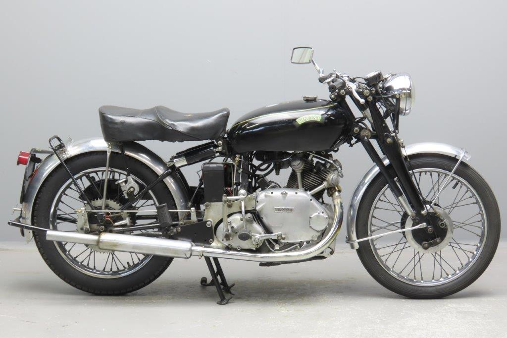 Vincent 1951 Comet 500cc 1 cyl ohv  2902