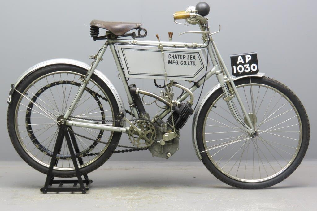 Chater-Lea 1903 model 1 269cc 1 cyl aiv  2903