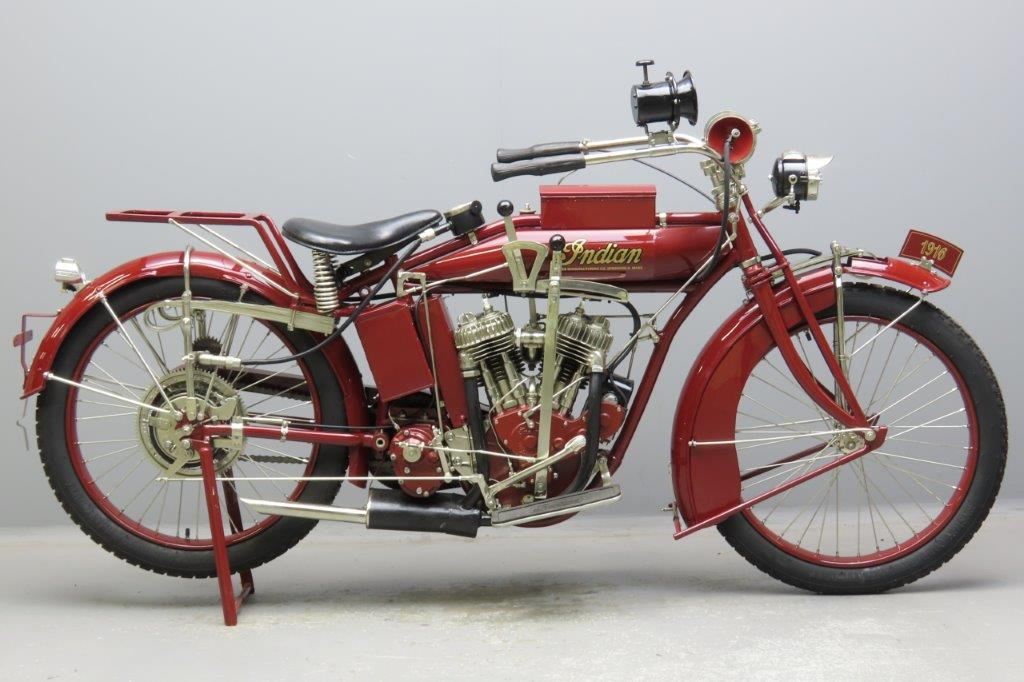 Indian 1916 Powerplus 1000cc 2 cyl sv  2903