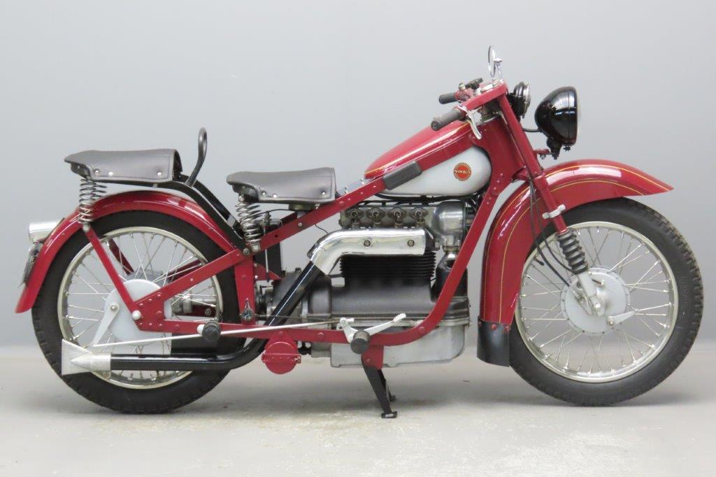 Nimbus 1940 746cc 4 cyl ohv  2903