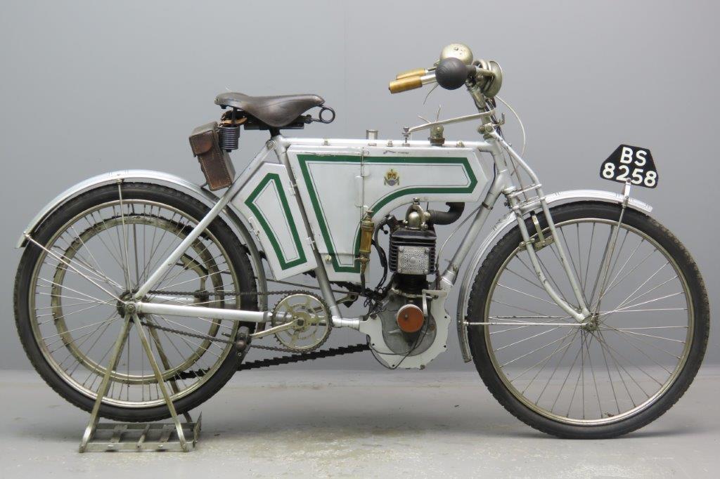 REX 1904 3½hp 373cc aiv 2903
