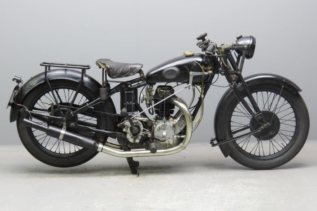 Rudge 1929 350cc ohv four valve  2903