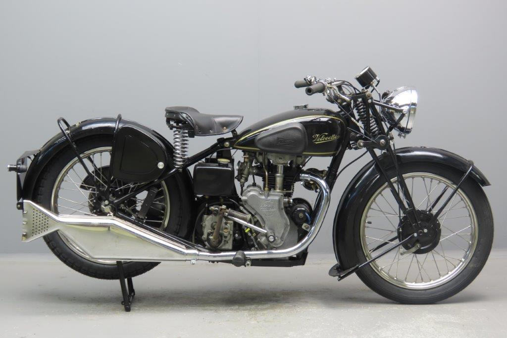 Velocette 1936 MOV 248cc 1 cyl ohv 2902