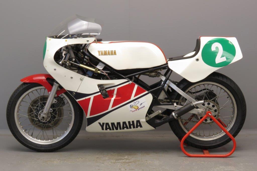 yamaha 1981 tz 250 h 5f7 250 cc two stroke twin no 2 2811