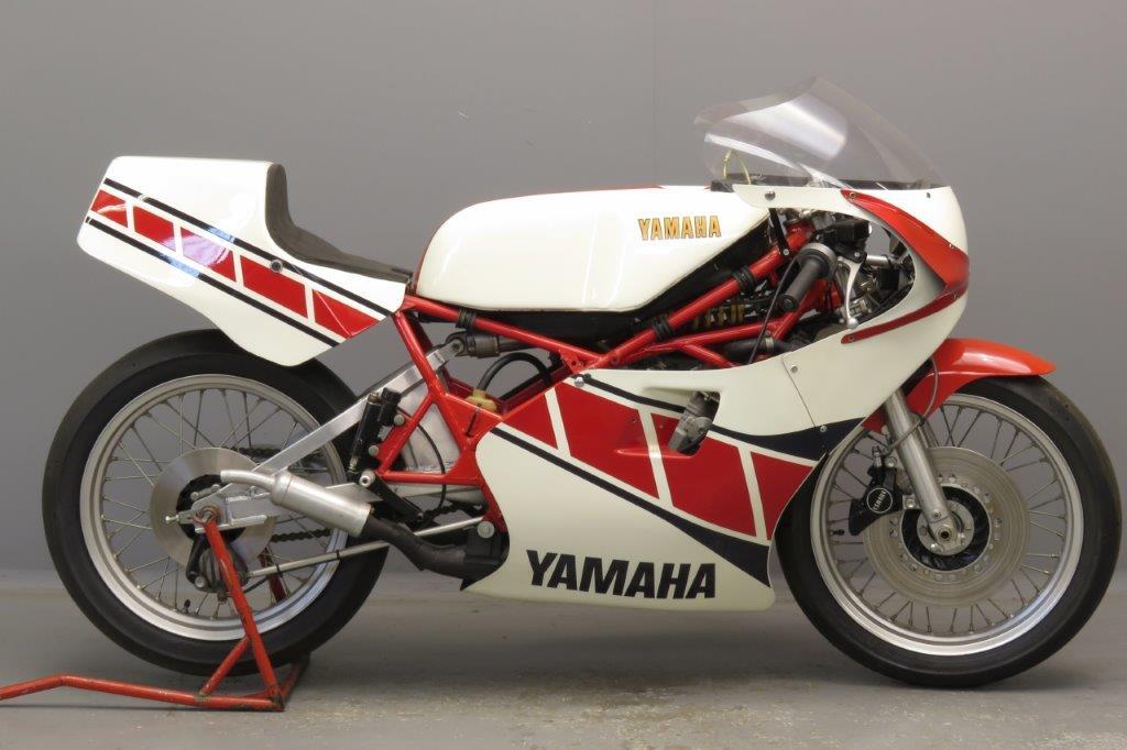 Yamaha 1984TZ 250 49V 250 cc two stroke twin  2903