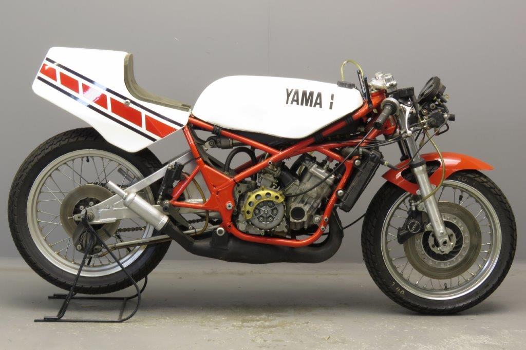 Yamaha ca 1985 TZ 250/85 250 two stroke twin  2811
