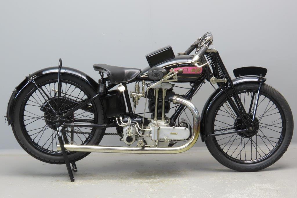 AJS 1929 Model 8 498cc 1 cyl ohv  2904
