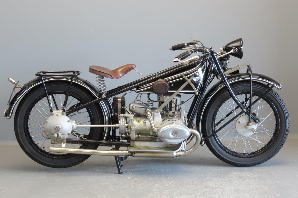 BMW 1927 R47 494cc 2 cyl ohv  2904