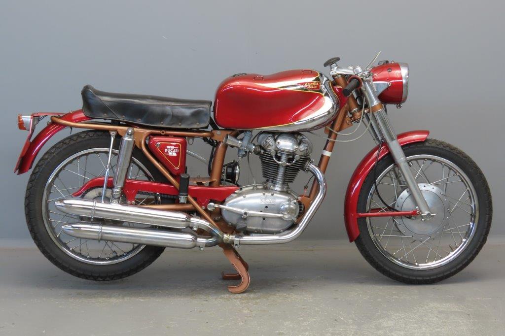 Ducati 1964 Elite 204cc 1 cyl ohc  2904