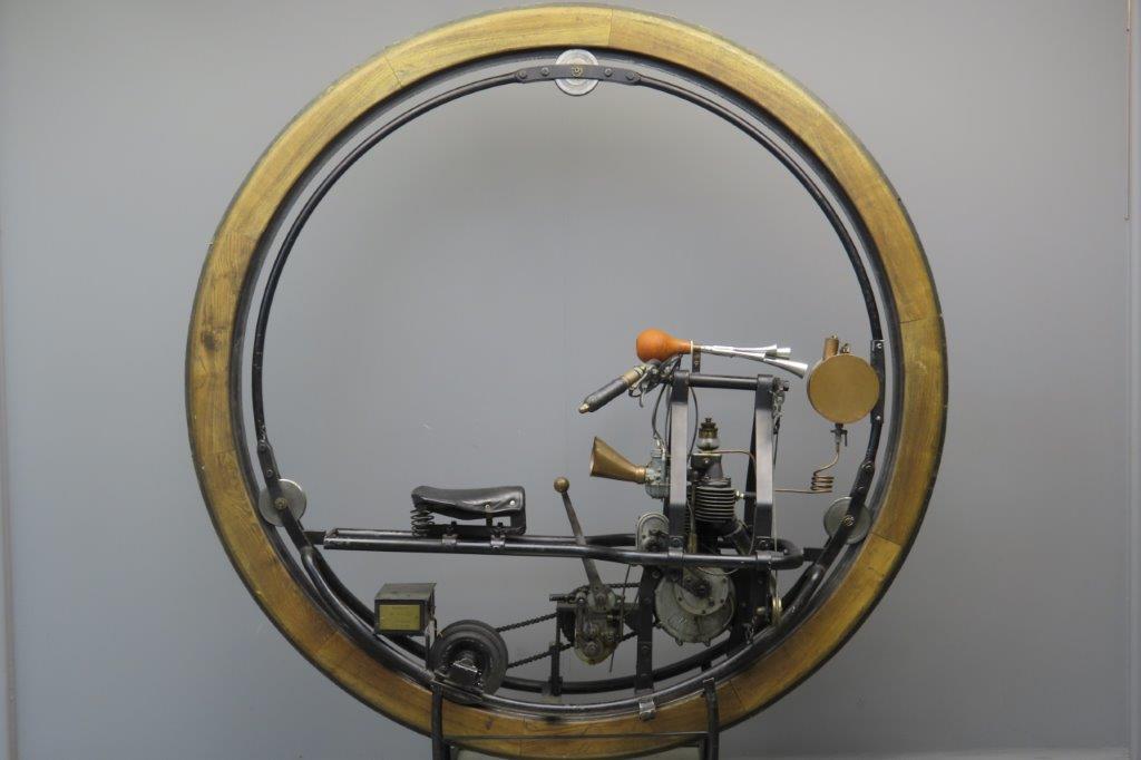 Monowheel 348cc 1 cyl ioe   2904