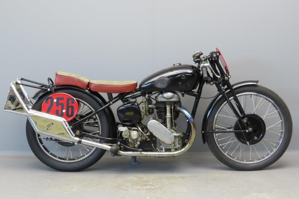 Rudge 1936 Sprint Special 500cc 1 cyl ohv  2904