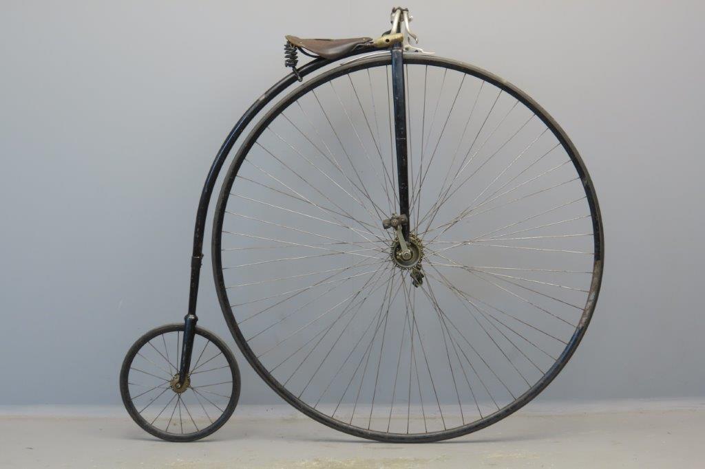 Rudge Ordinary 54 inch ca 1885  2904