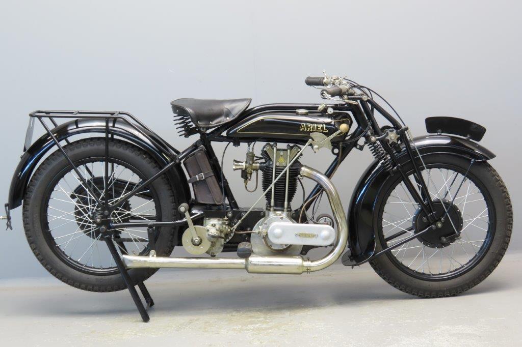 Ariel 1926 model D 497cc 1 cyl ohv  2905
