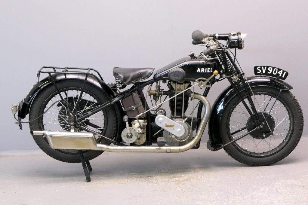 Ariel 1927 Model D 497cc 1 cyl ohv  2905
