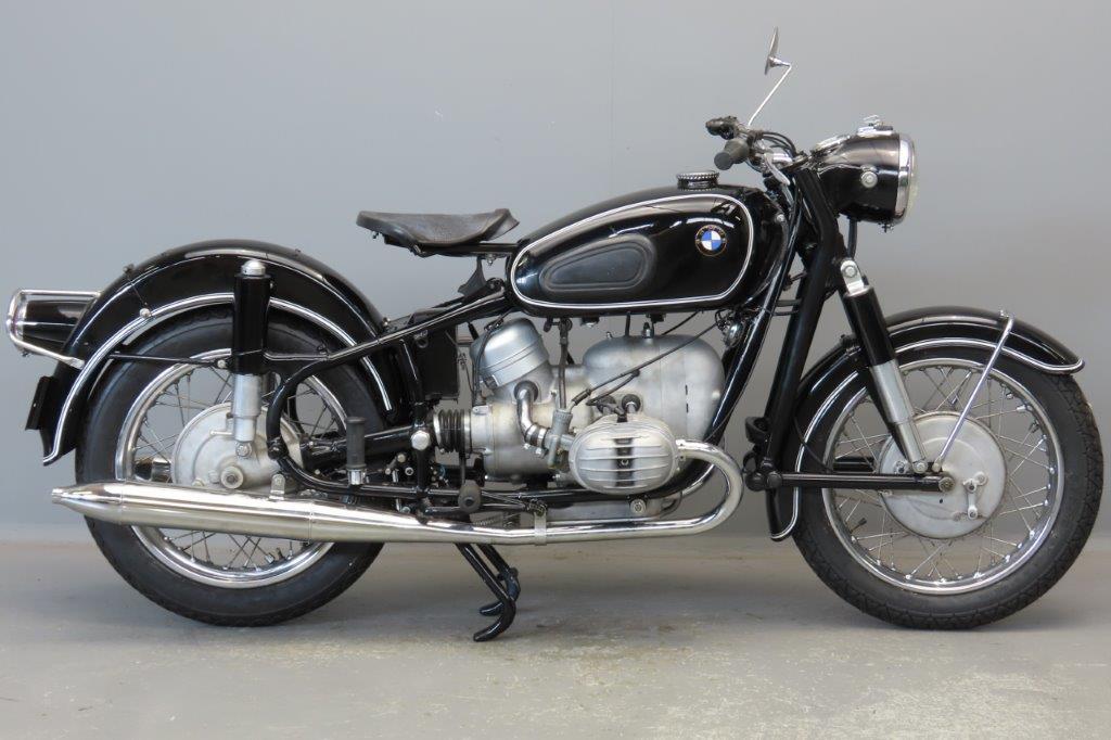 BMW 1961 R50/2 494cc 2 cyl ohv  2905