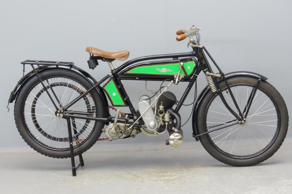 Magnat Debon 1927 LMP 174cc 1 cyl ts  2905