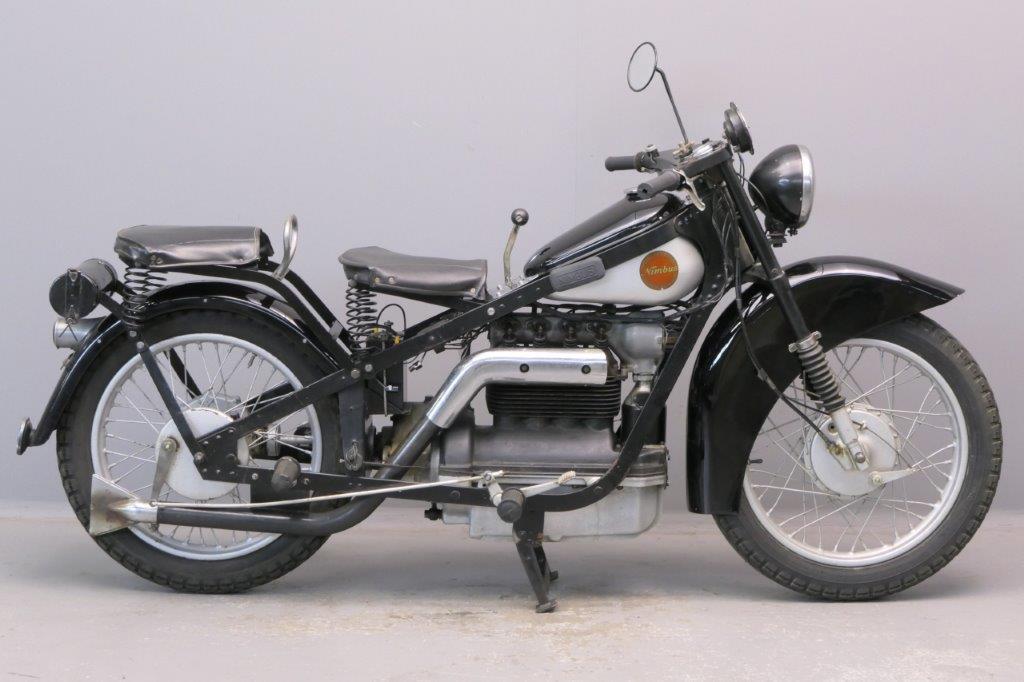 Nimbus 1935 746cc 4 cyl ohc  2905