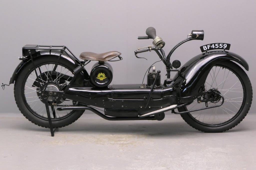 Neracar 1924 285cc 1 cyl ts  2905