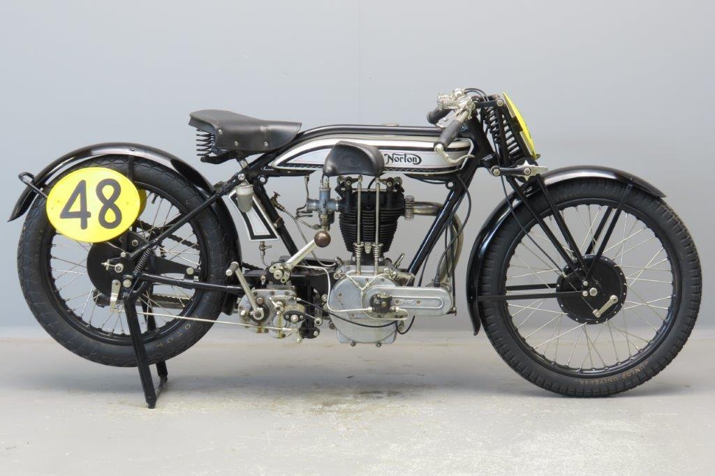 Norton 1926 M18 500cc 1 cyl ohv  2905