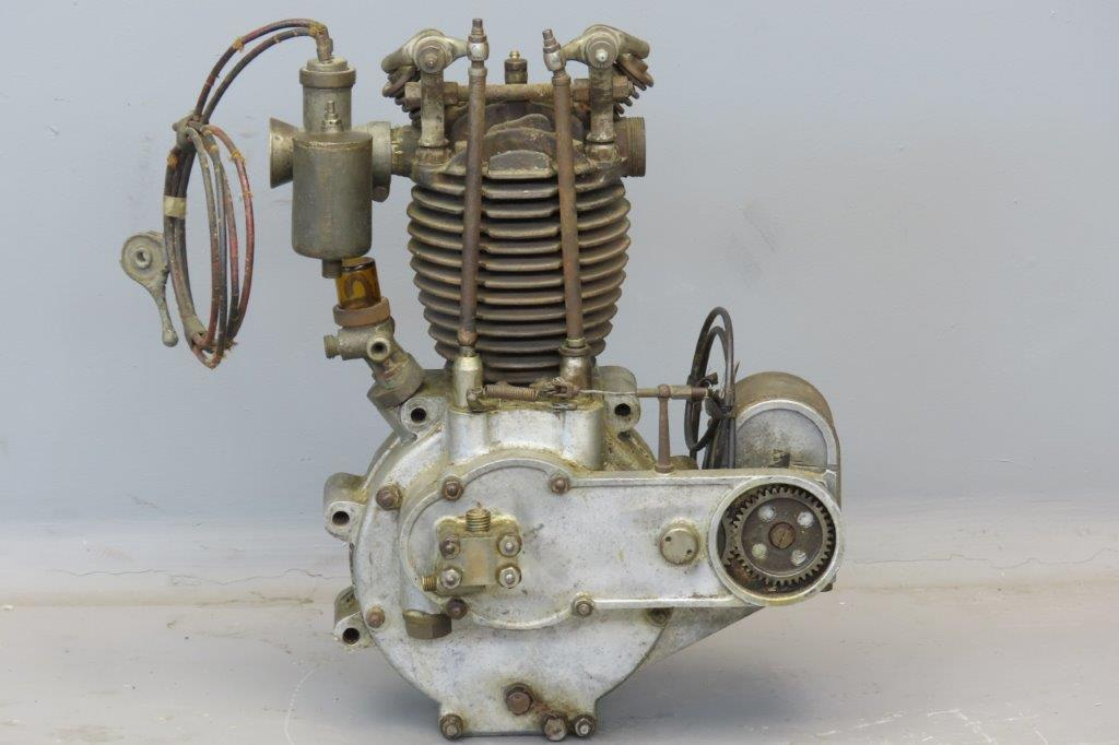 Küchen engine ca 1925 350cc 1 cyl ohv