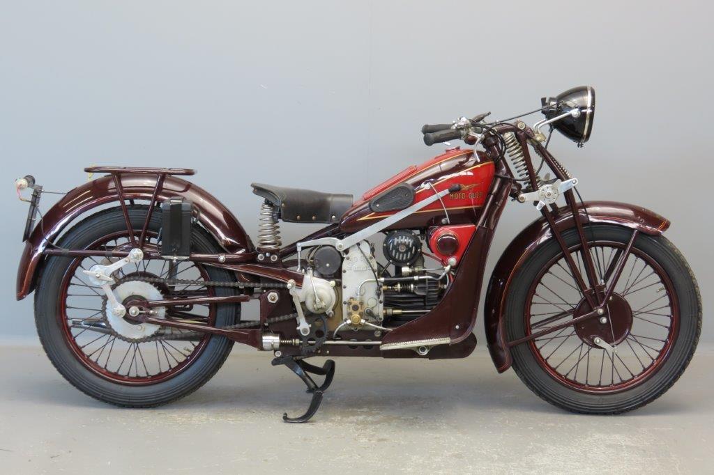 Moto Guzzi 1932 GT16 498cc 1 cyl ioe  2906