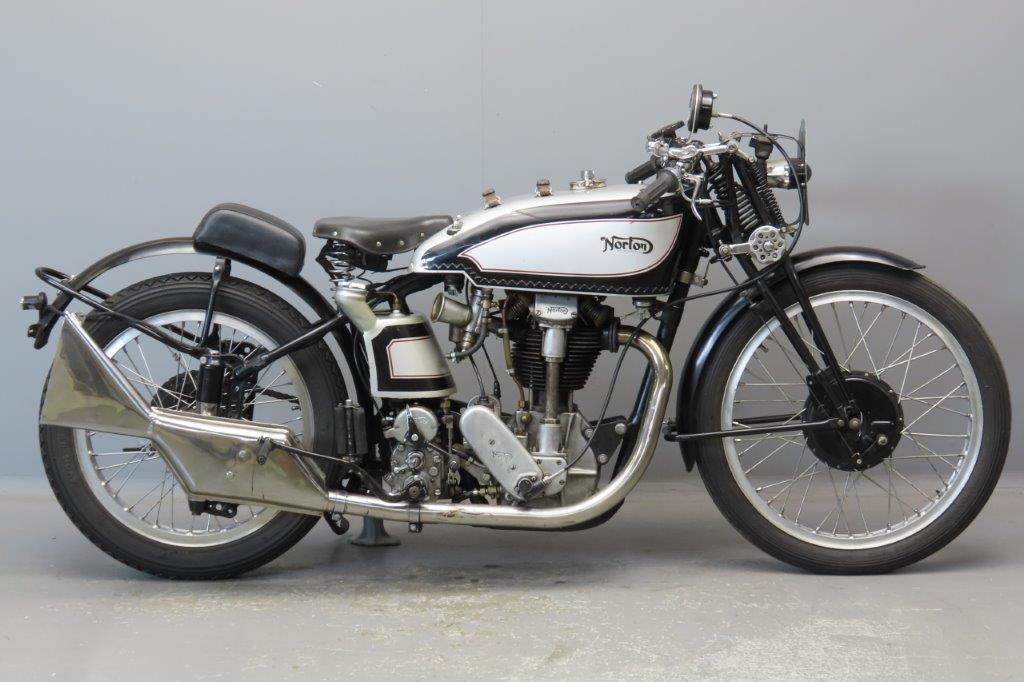 Norton 1938 M40 350cc 1 cyl ohc  2906