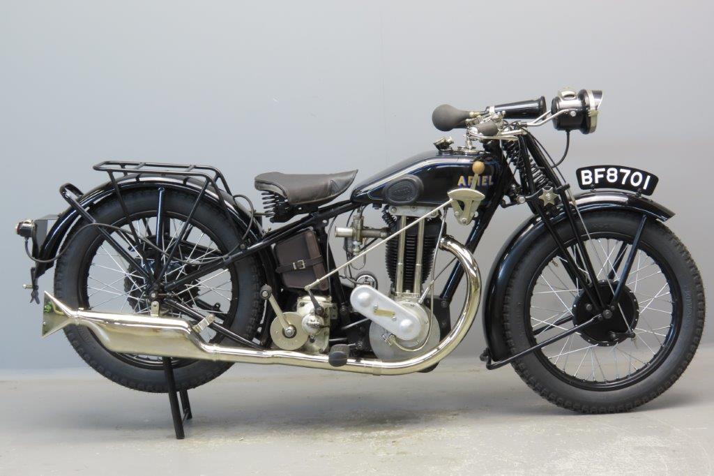Ariel 1928 Model E 500cc 1 cyl ohv 2907