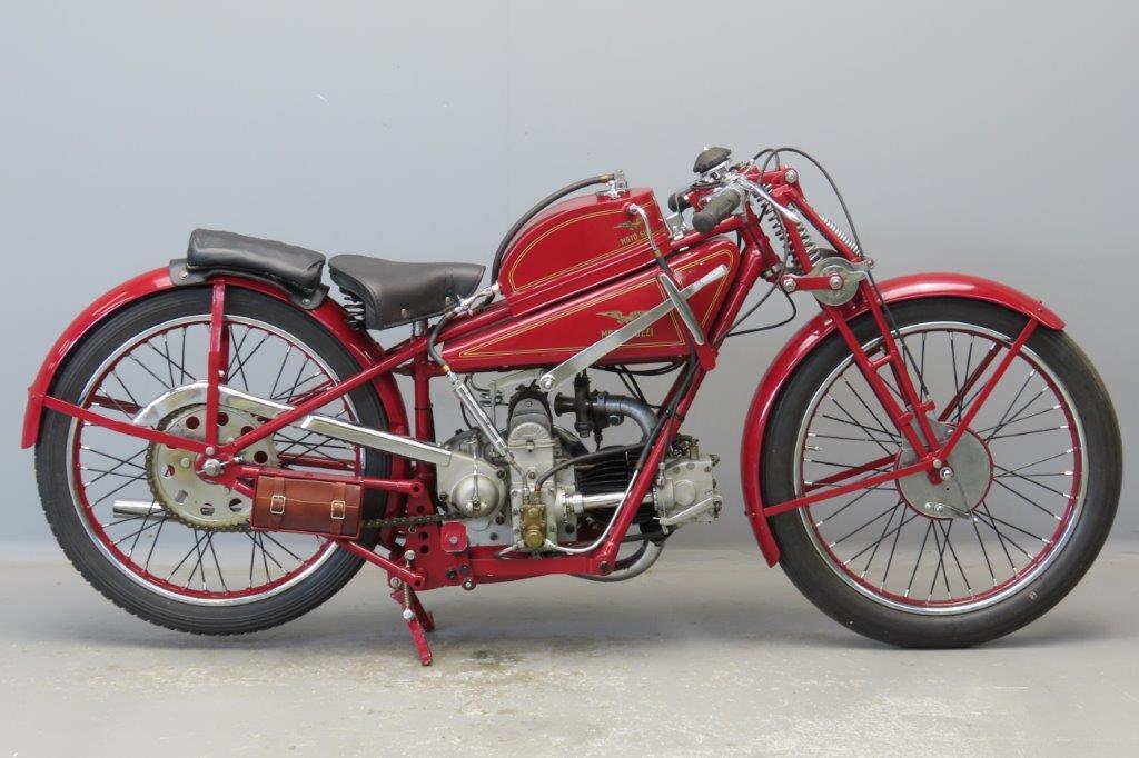 Moto Guzzi 1932 250SS 250cc 1 cyl ohc  2907