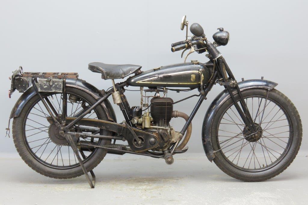 Puch 1928 220  220cc split-single ts  2907