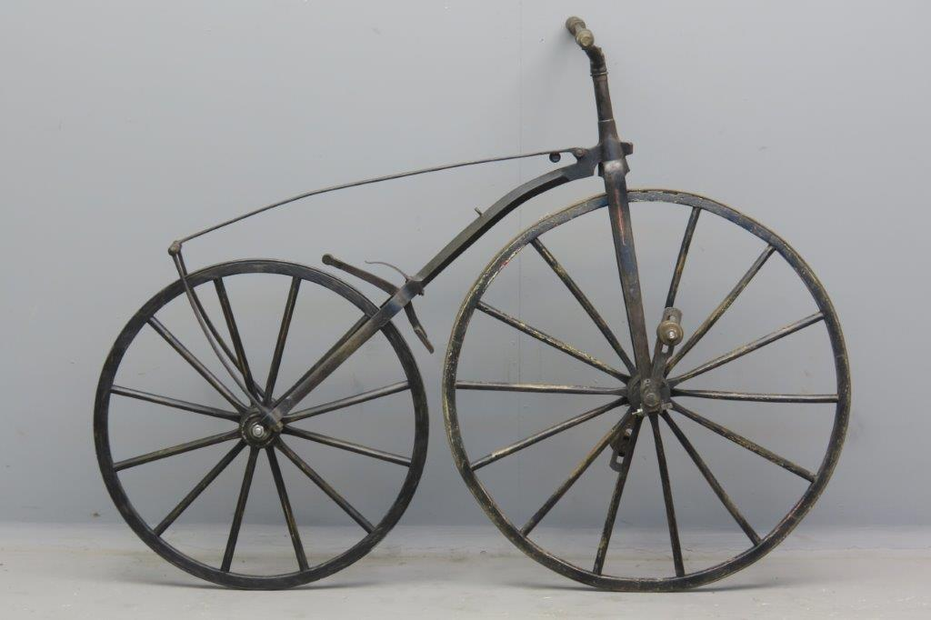 Child's Velocipede ca 1870