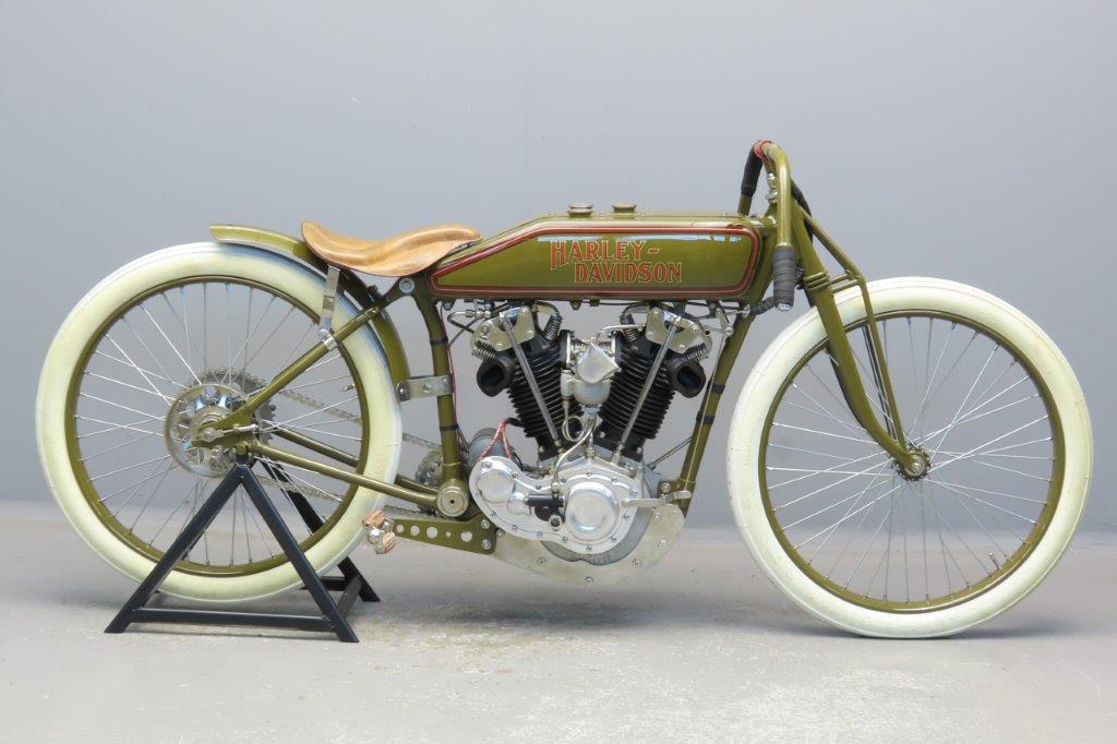 Harley Davidson 1925 FHA 989cc 2 cyl ohv replica  2908
