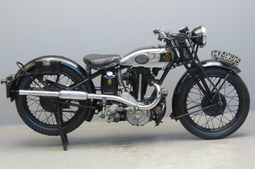 Levis 1932 Model A2 350cc 1 cyl ohv  2908