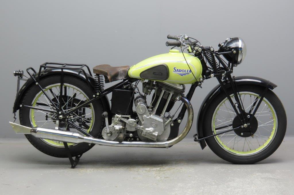 Sarolea 1939 S6 600cc 1 cyl ohv  2908