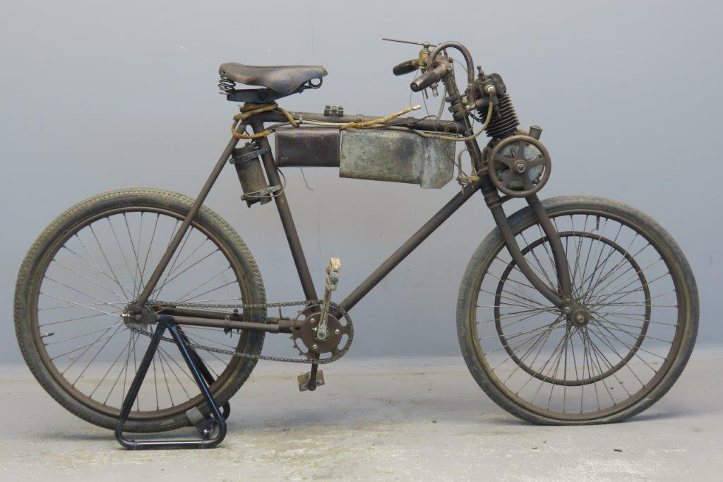 Werner 1899  1 hp 217 cc 1 cyl aiv  2908
