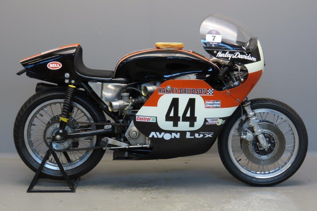 Harley-Davidson 1975 XRTT 748cc 2 cyl ohv  2909