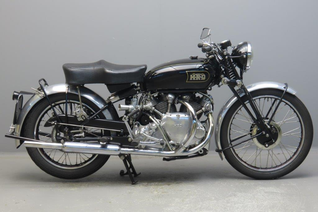 HRD 1949 Rapide 998cc 2 cyl ohv  2909