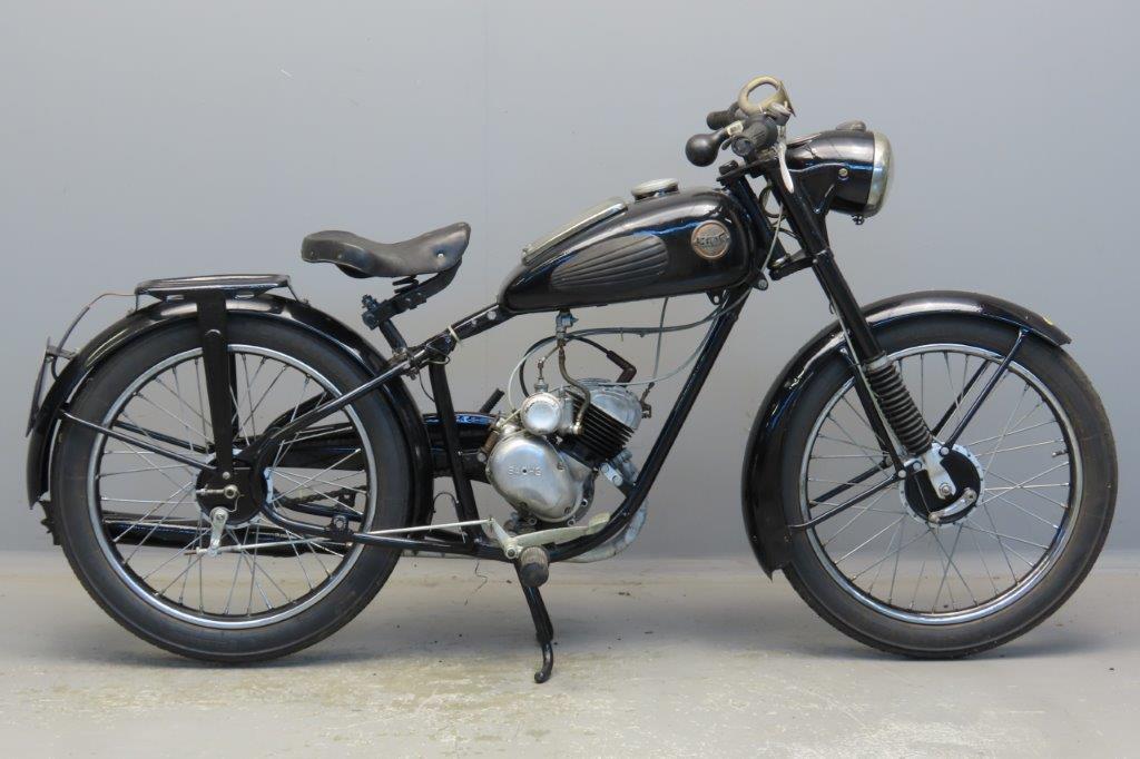 Miele 1954 K100 98cc 1 cyl ts  2909